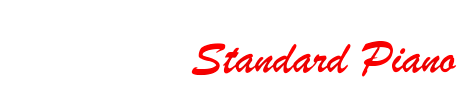 Standard Piano Sales and Service Ltd. Logo